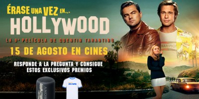 ERASE UNA VEZ HOLLYWOOD